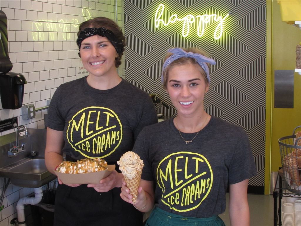 Yum: Melt Ice Creams