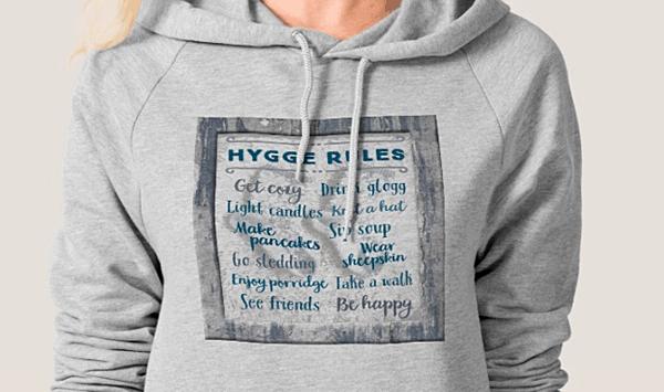 Hygge Rules Sweatshirt