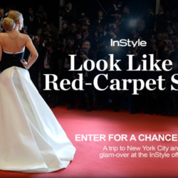 Win a Red Carpet weekend makeover in New York City (contest ends 3/3/17)