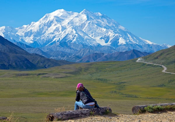 Denali National Park (Photo credit: Andy Newman, Holland America Line)