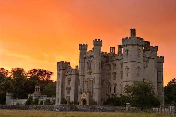Duns Castle (Photo credit: Homeaway)