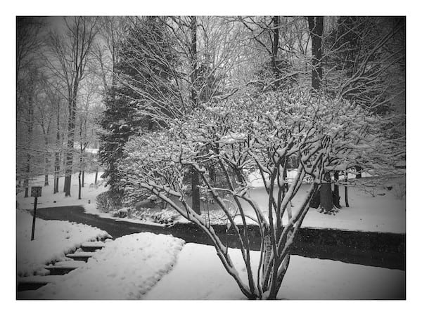 Chappaqua in Winter (Photo credit: More Time To Travel)