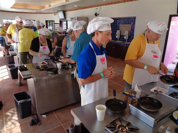 Cooking class in Cozumel