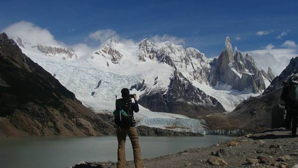 Hiking the trails of Patagonia