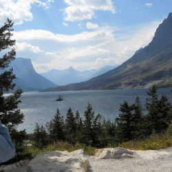 Glacier National Park: Going-to-the-Sun Road on the Red Bus