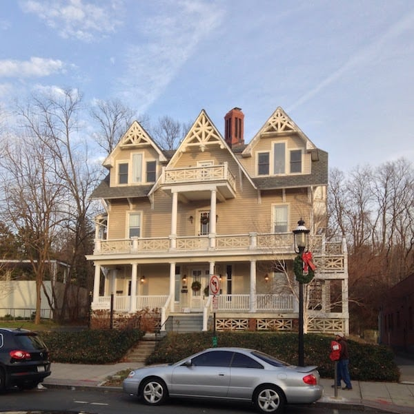 Victorian House in Tarrytown, New York