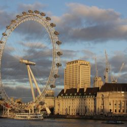 Enter to win a night's stay on the London Eye (contest ended 3/20/17)