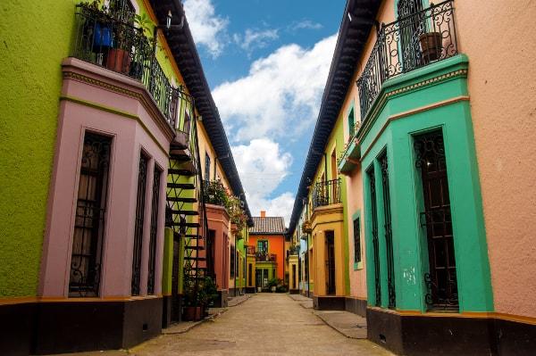 Columbia-Bogota (Credit: Jess Kraft for Shutterstock)