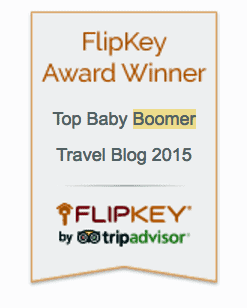 Flipkey Best Baby Boomer Travel Blog 2015