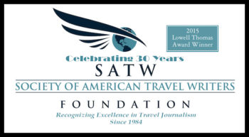 Lowell Thomas Award logo