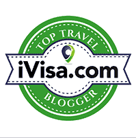 iVisa Top Blogger Award