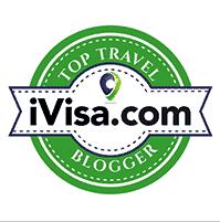 iVisa Top Blogger Award