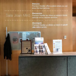 Lounge Review: Sala Joan Miro in Terminal 1 at Barcelona Airport