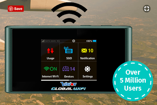 Review of Vision Global WiFi Mobile Hotspot