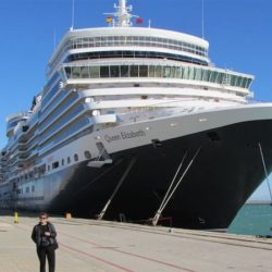 Cruising on Queen Elizabeth: The Cunard Way