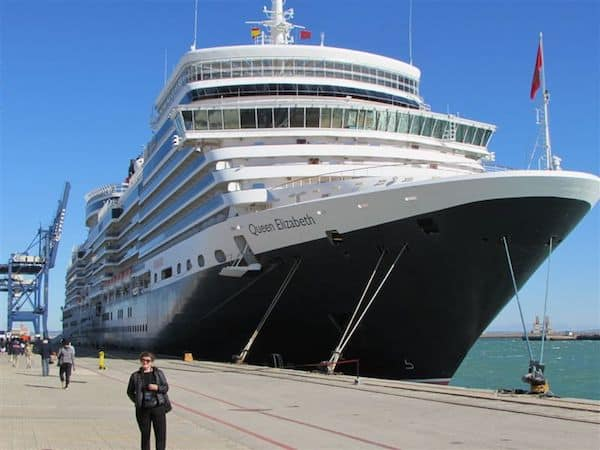Cruising on Queen Elizabeth - cruise review Southampton to Spain