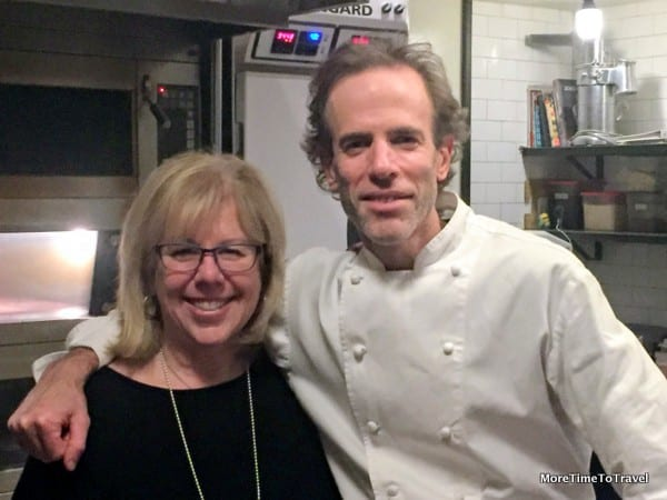 Meeting Chef Dan Barber in the baking lab