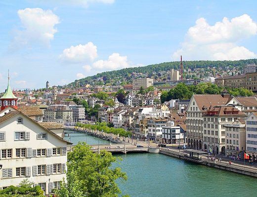 Raclette or fondue in Zurich