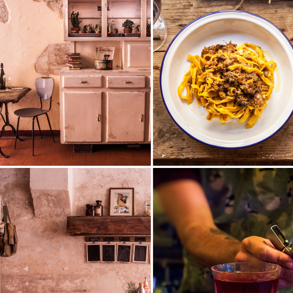 Insiders 39 guide to the 10 best restaurants in bologna for Ruggine bologna