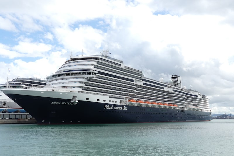 Holland America S Newest Ship