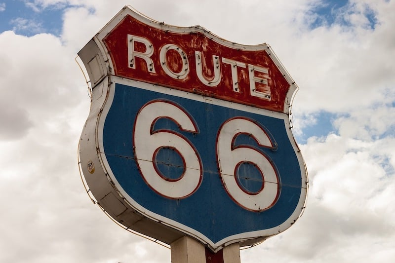 Route 66 Pixabay