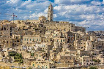 Matera: City of Stone (Pixabay)