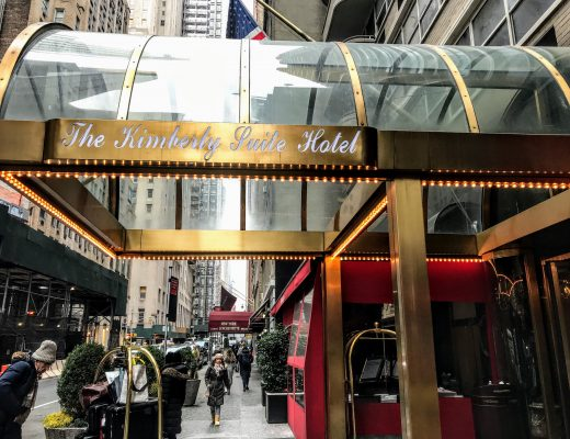 The Kimberly on East 50th Street, NYC