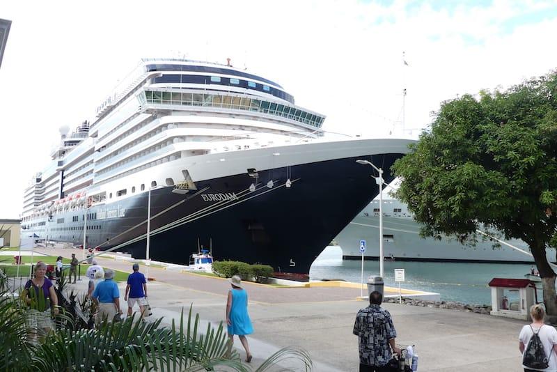 Eurodam from Vancouver to San Diego: Docked in Puerto Vallarta.jpg