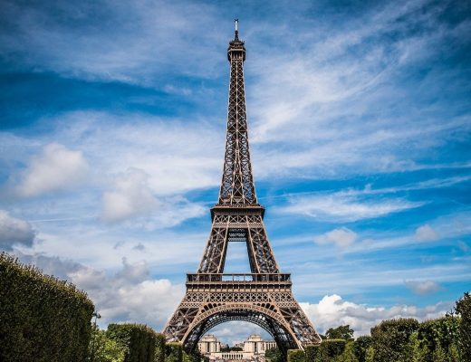 Surprises in Paris
