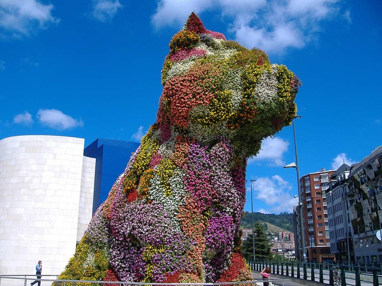 The Puppy Bilbao