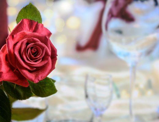 Romantic Italian wines from different regions