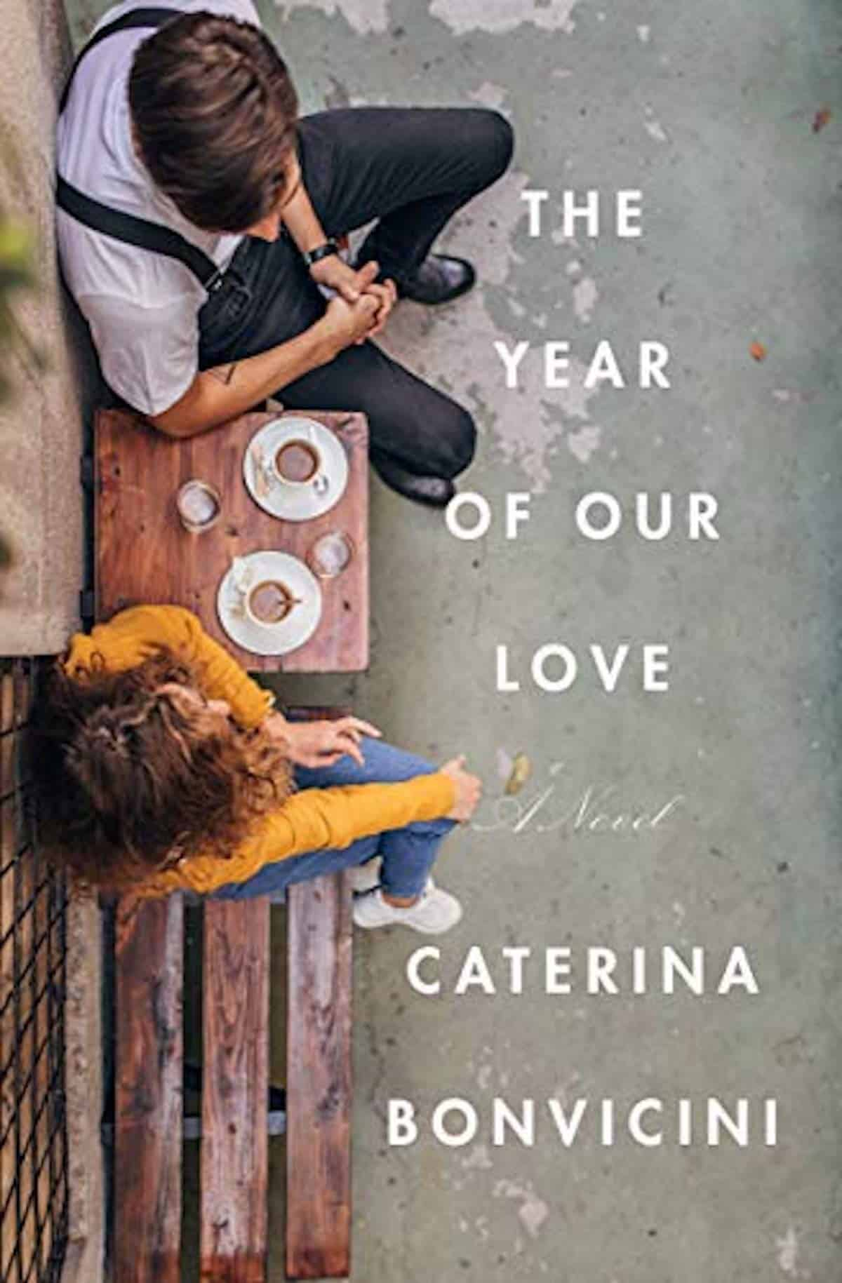 The Year of Our Love cover
