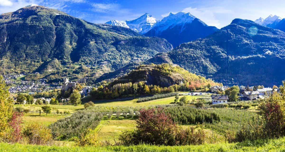 Foods of D'Aosta Valley