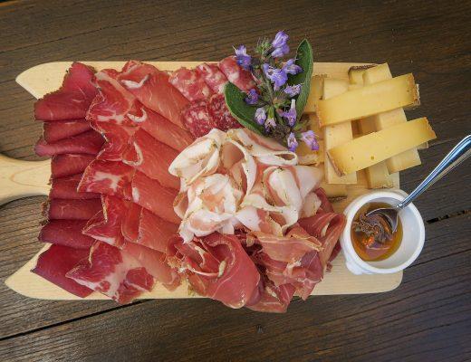 D'Aosta Valley Cheeseboard