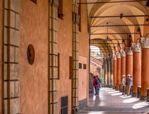 Portico San Stefano