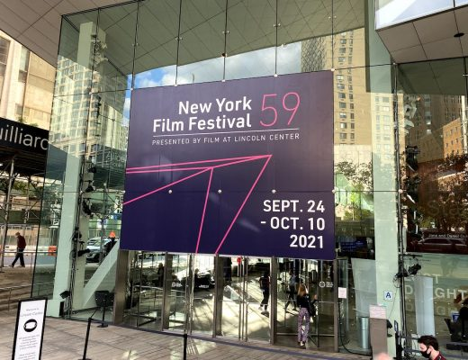 Fast Forward made its New York premiere at the 59th NY Film Festival